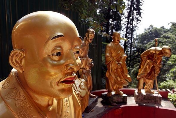 twn thousand buddha hk