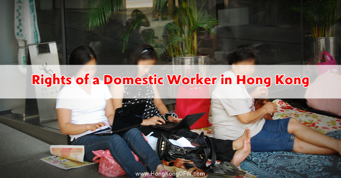 domestic worker rights hk