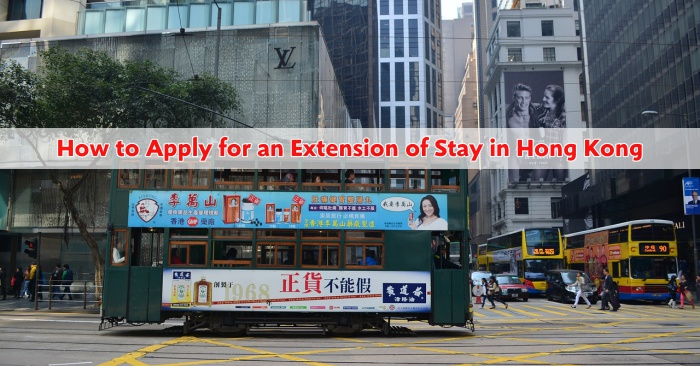 How To Apply For An Extension Of Stay In Hong Kong Hong Kong Ofw