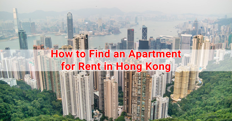 How to Find an Apartment for Rent in Hong Kong