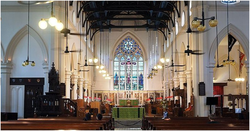 List of Catholic Churches in Hong Kong