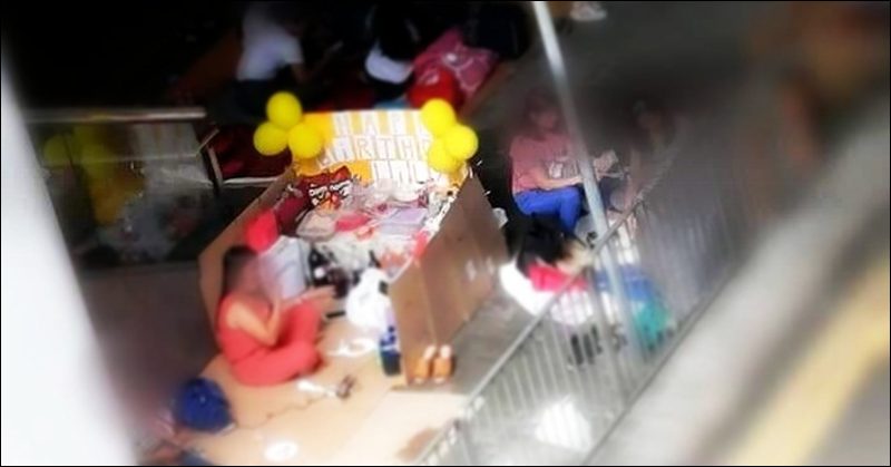 [LOOK] Netizen Spotted OFW in Hong Kong Celebrating Birthday Alone in a Make-Shift 'Room'