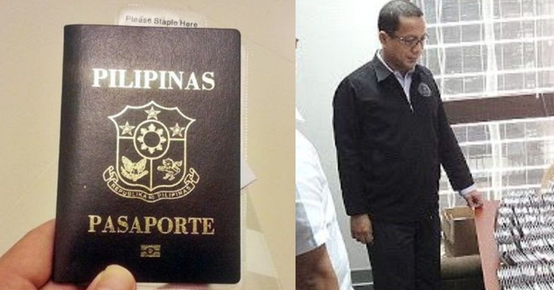 Filipinos who Pawn their Passports Twice May Be Subject to NBI Investigation – Consul