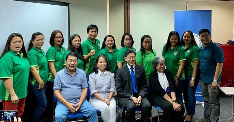 PCG Eyes Partnership with CARD HK to provide Fin-Lit Training to OFWs