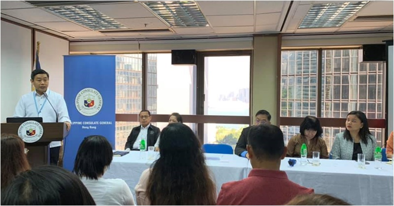 ConGen to Discuss Filcom Concerns with Hong Kong Top Officials