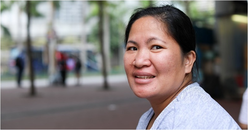 Pinay OFW in HK Featured in 'Humans of New York', Shares Hardships of Domestic Helpers