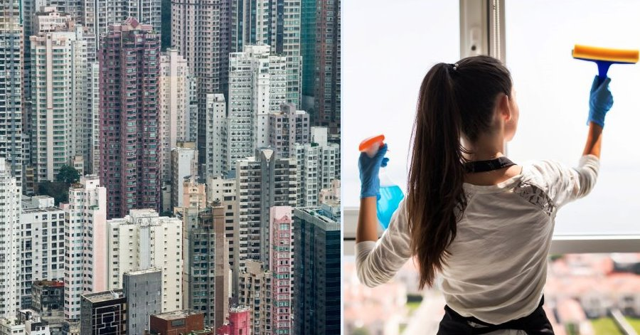 domestic helper truth in hongkong
